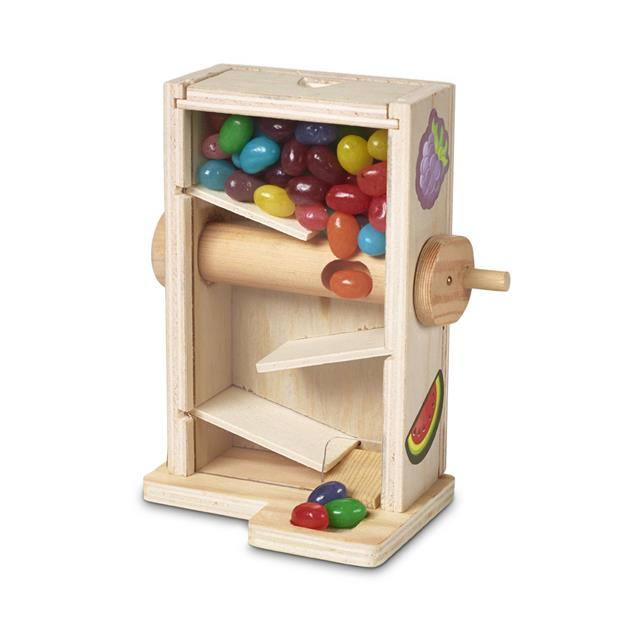 STANLEY® Jr. Candy Maze Wood Building Kit