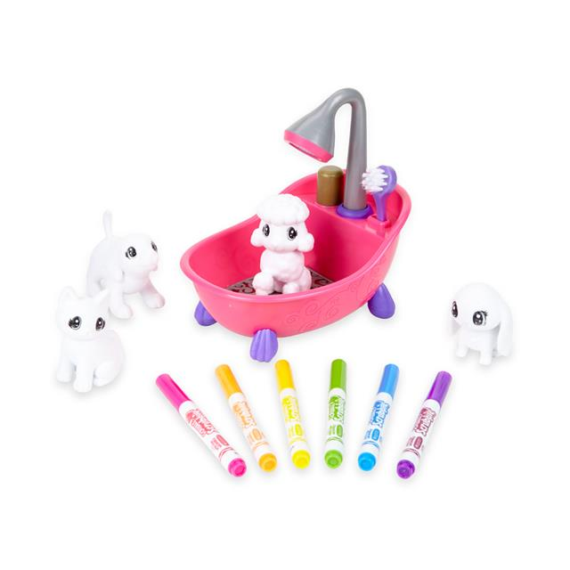 Crayola Scribble Scrubbie Pets Playset