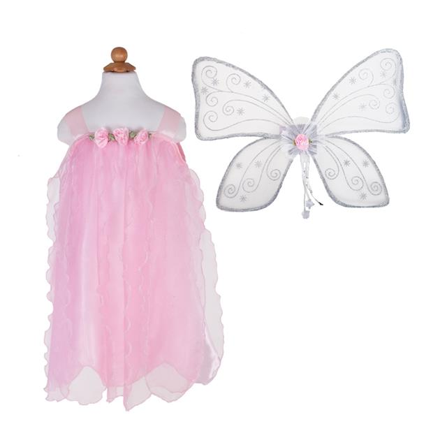 Great Pretenders Sugar Plum Fairy Dress with Wings