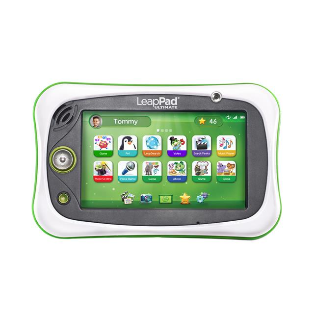 LeapFrog® LeapPad™ Ultimate Get Ready for School Bundle