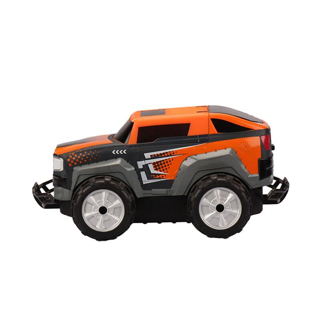 Kid Galaxy Morphibians R/C Orange SUV