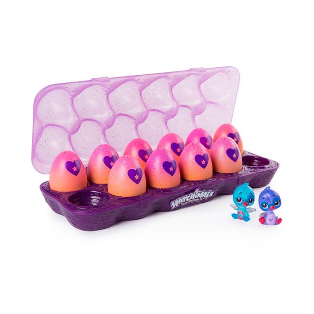Hatchimals Colleggtibles Egg Carton 12 Pack Season 4