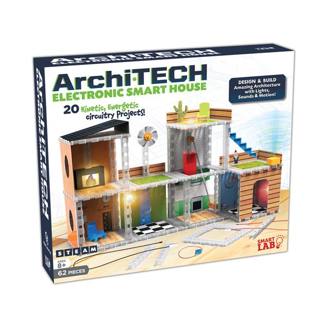 Smart Lab Archi-TECH Electronic Smart House