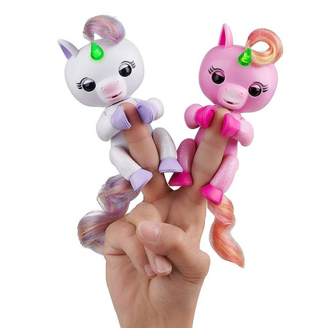 Fingerlings Light Up Unicorn