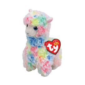 efe40d0656f Ty Beanie Babies Medium Lola the Rainbow Llama