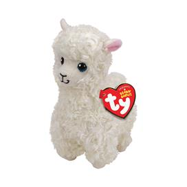 fcca7bdcced Ty Beanie Babies Medium Lily the White Llama