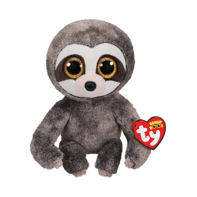 Ty Beanie Boos Medium Dangler the Sloth