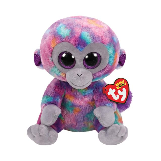 Ty Beanie Boos Medium Zuri the Monkey
