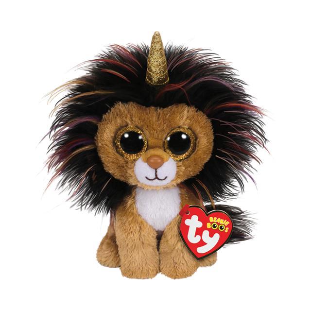 8f8f2f3b71b Ty Beanie Boos Ramsey the Lioncorn