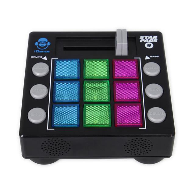 iDance Starpads Jr. 4-in-1 DJ Beat Maker