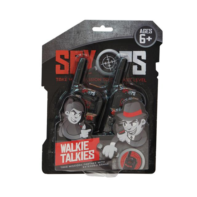 Spy Ops Walkie Talkies
