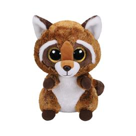 Ty Beanie Boos Medium Rusty the Raccoon 1820a4c8c19e