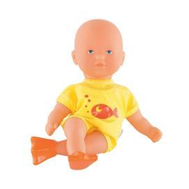 c9677df922 Corolle Mini Yellow Bath Doll