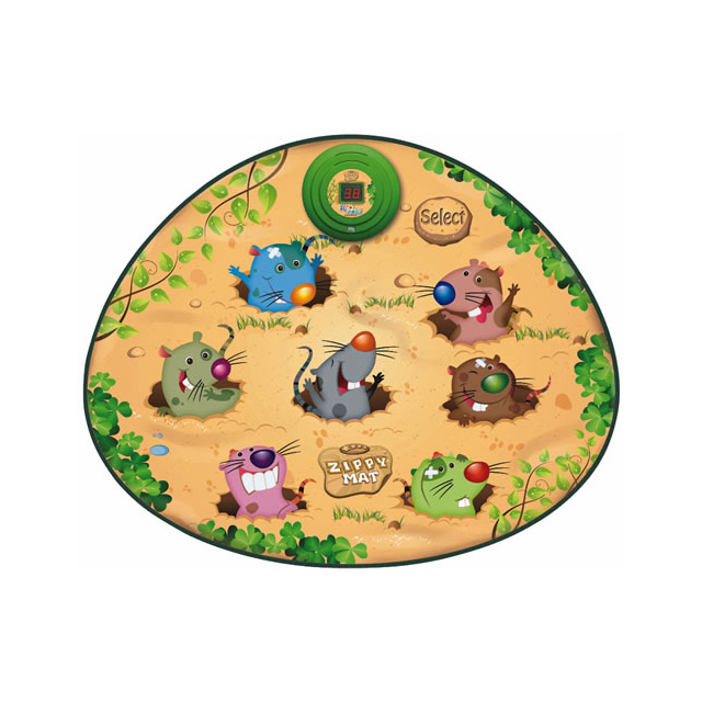 Baby Playmats Whack-a-moley Playmat A Great Fun Family Or Party Game