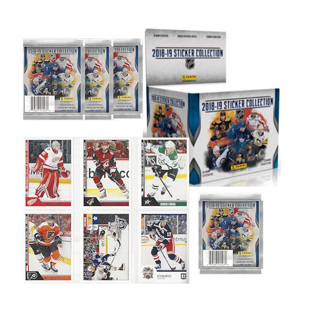 Panini 2018-2019 NHL Sticker Collection