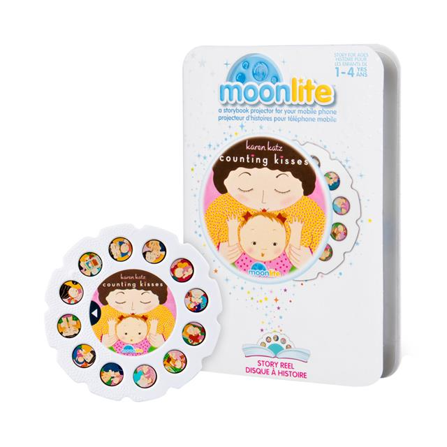 Moonlite Story Reels Counting Kisses