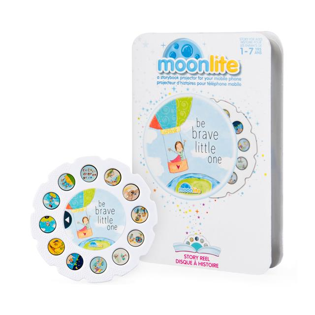 Moonlite Story Reels Be Brave Little One