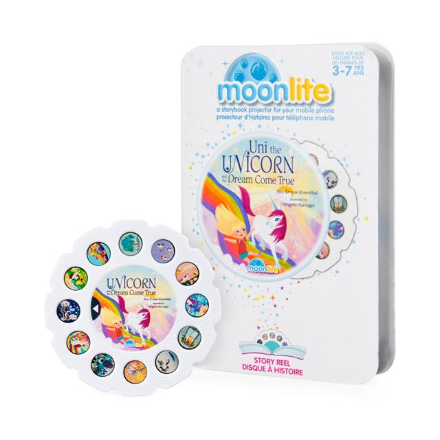 Moonlite Story Reels Uni the Unicorn and the Dream Come True
