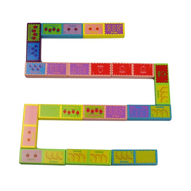 3 in 1 Stacking Picture Blocks