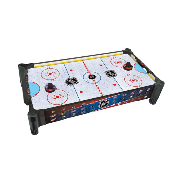 Nhl 27 Wood Tabletop Air Hockey