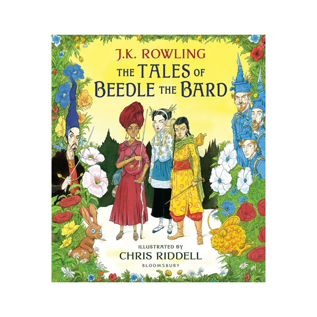 The Tales of Beedle the Bard (J.K. Rowling) - Book Review