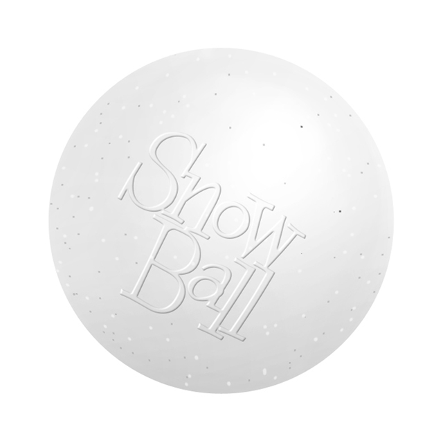 Snow Ball: The Crunchy Stress Ball