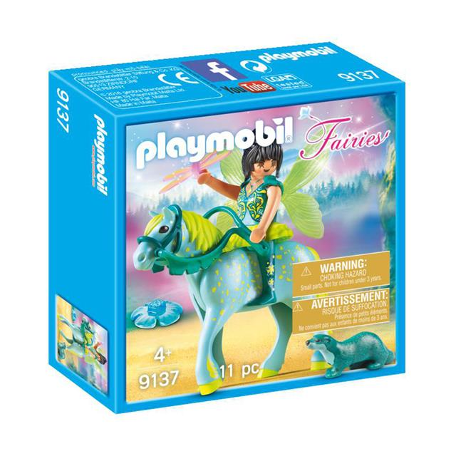 Playmobil Fairies Enchanted Fairy with Horse
