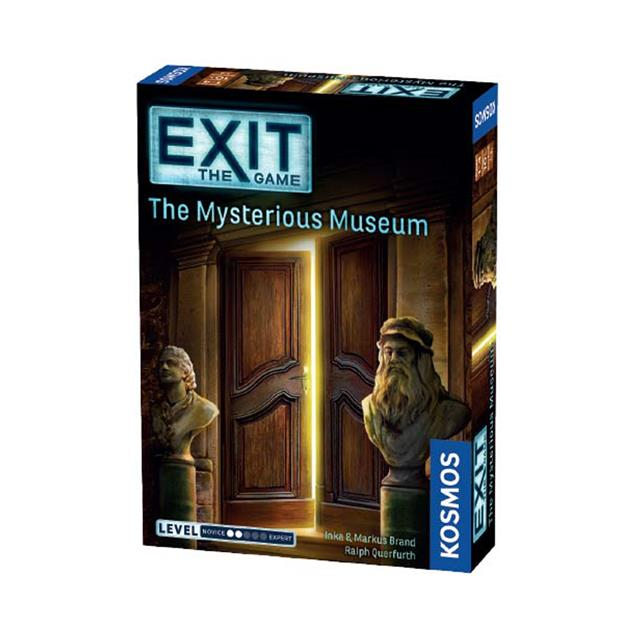 Kosmos Games EXIT: The Mysterious Museum
