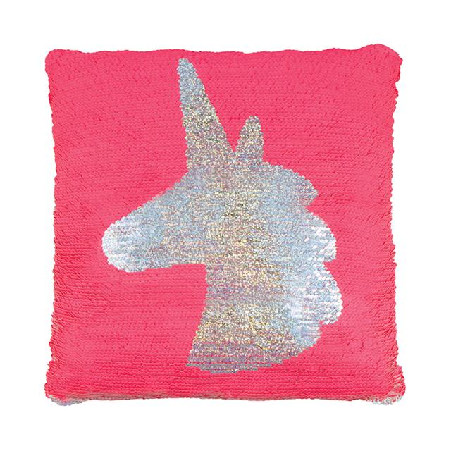 fashion angels magic sequin pillow unicorn