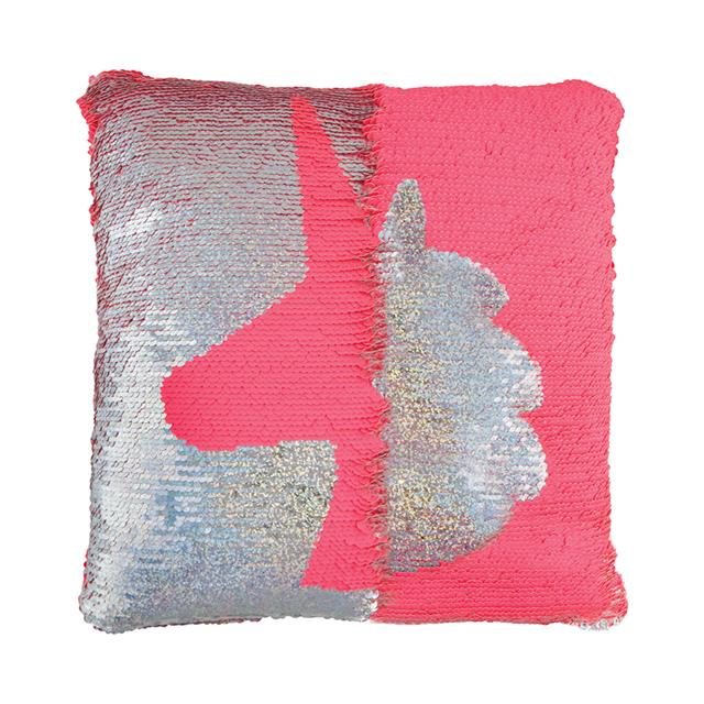 Fashion Angels Magic Sequin Pillow Unicorn