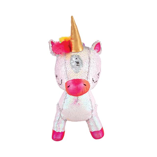 Fashion Angels Magic Sequin Plush Unicorn