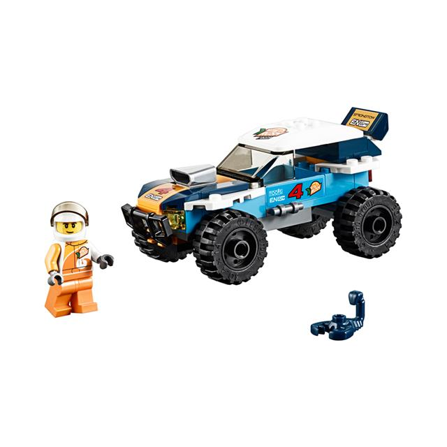 LEGO® City Desert Rally Racer