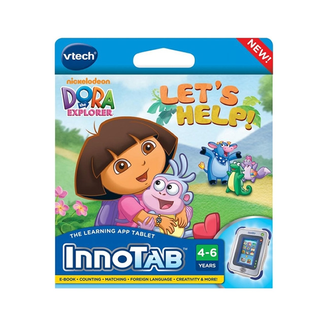 VTech InnoTab Dora the Explorer Software Cartridge