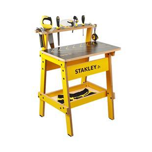Swell Stanley Jr Kids Work Bench Theyellowbook Wood Chair Design Ideas Theyellowbookinfo