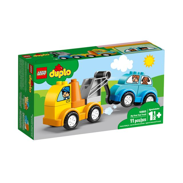 LEGO® Duplo My First Tow Truck
