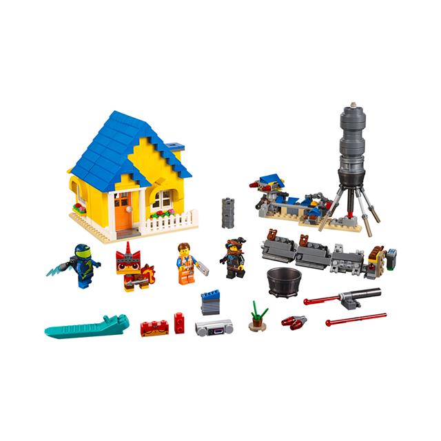 The LEGO® Movie 2™ Emmet's Dream House/Rescue Rocket!