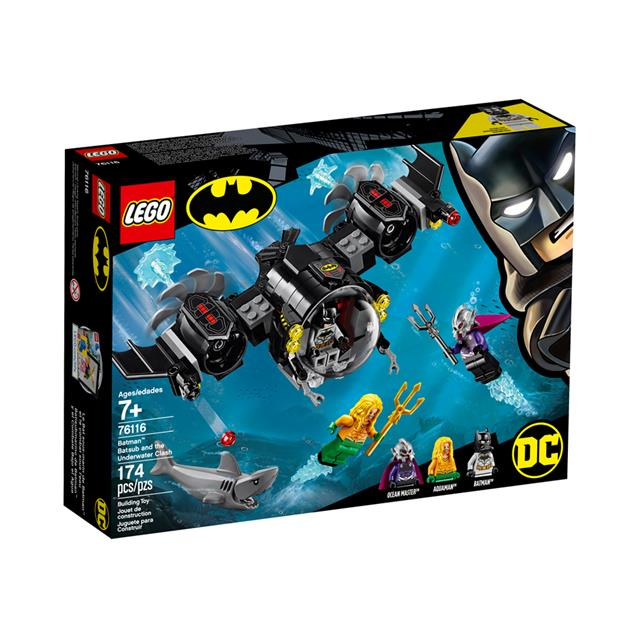 LEGO® DC Comics Super Heroes Batman™ Batsub and the Underwater Clash