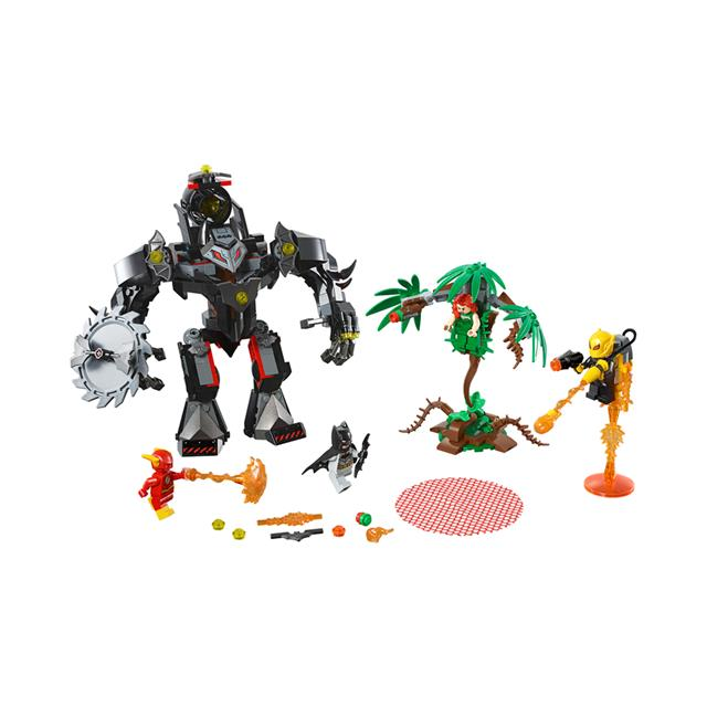 LEGO® DC Comics Super Heroes Batman™ Mech vs. Poison Ivy™ Mech