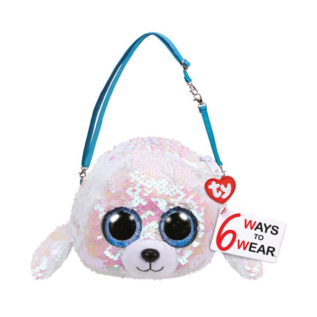 Ty Fashion Icy the Seal Sequin Purse