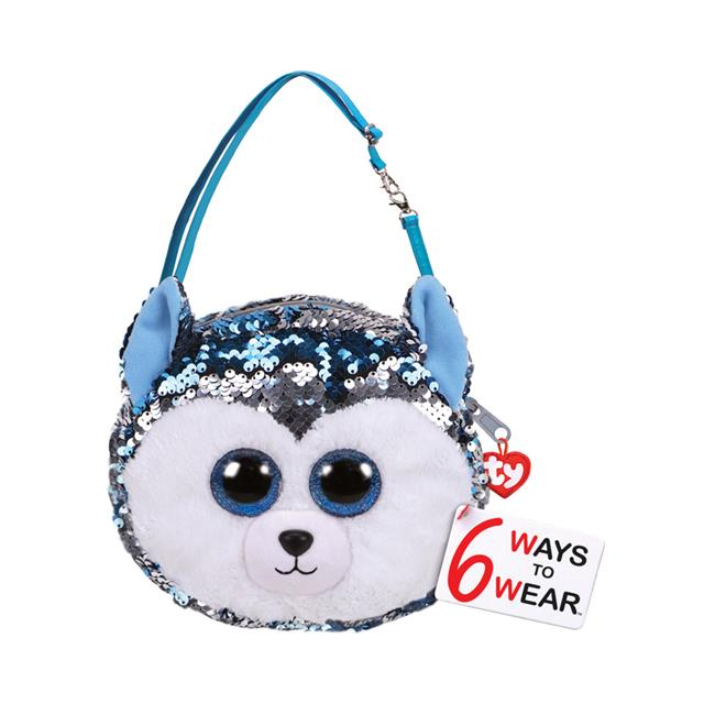 Ty Fashion Slush the Husky Sequin Purse