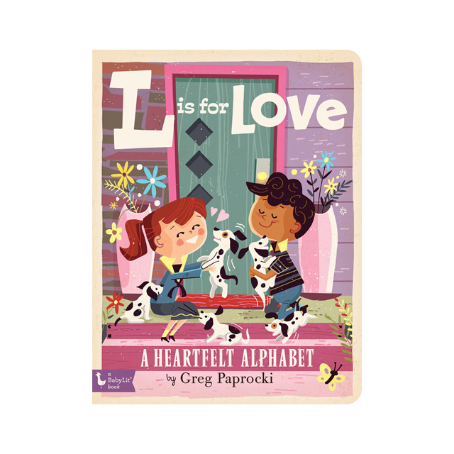 L is for Love: A Heartfelt Alphabet
