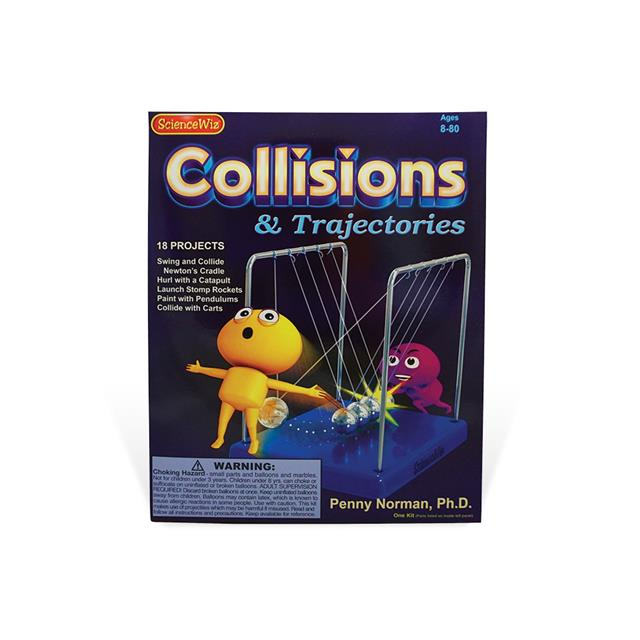 ScienceWiz Collisions & Trajectories Kit