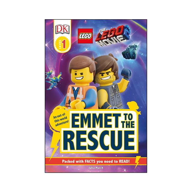 The LEGO® Movie 2™: Emmet to the Rescue Level 1 Reader