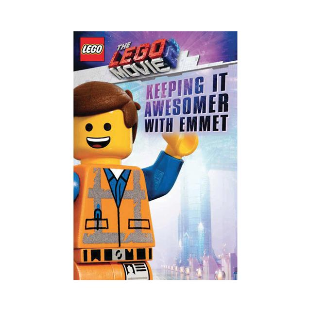 The LEGO® Movie 2™: Keeping It Awesomer with Emmet