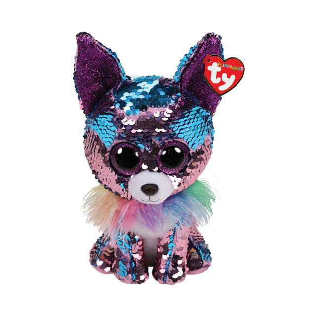 Ty Flippables Medium Yappy the Chihuahua