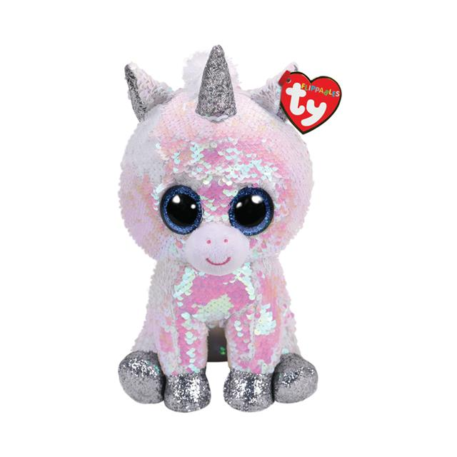 Ty Flippables Diamond the Unicorn