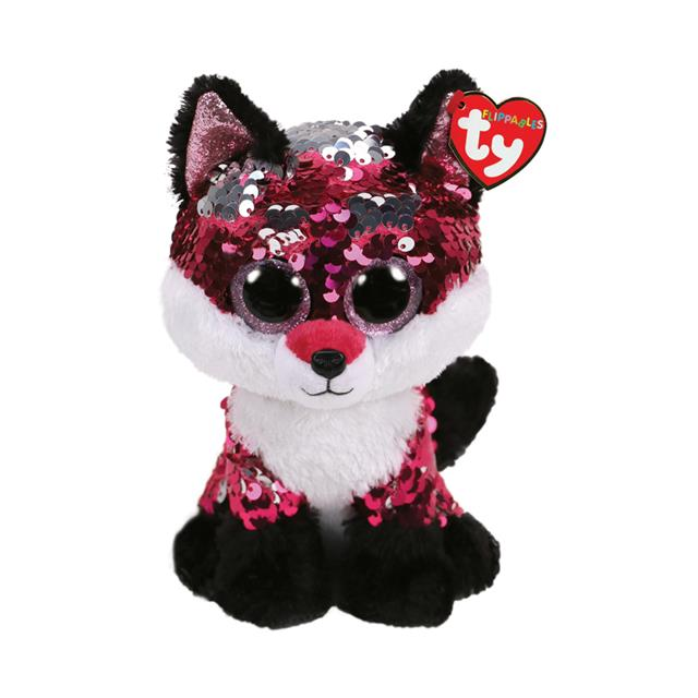 Ty Flippables Medium Jewel the Fox
