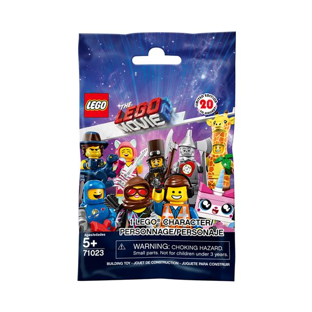 LEGO® Minifigures The LEGO® Movie 2™