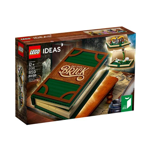 LEGO® Ideas Pop-Up Book