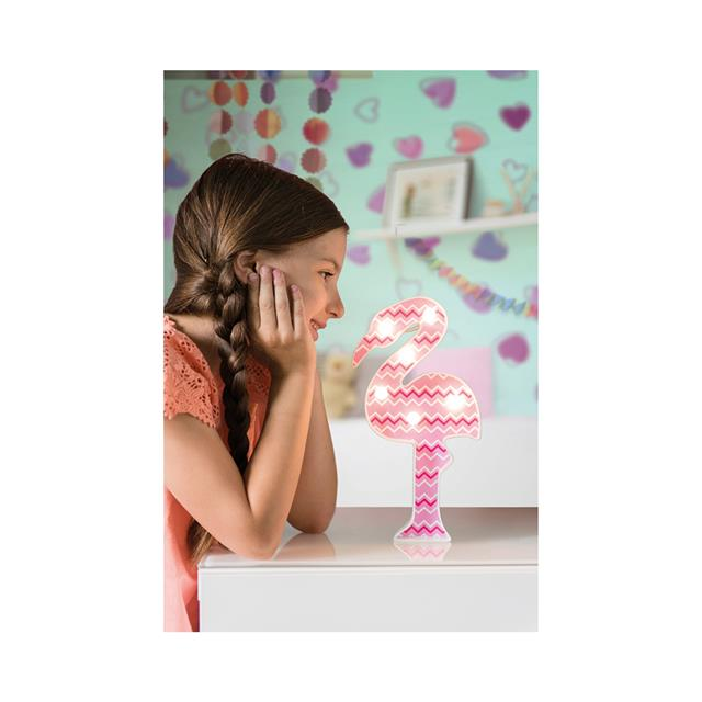 4M KidzMaker Flamingo Room Light